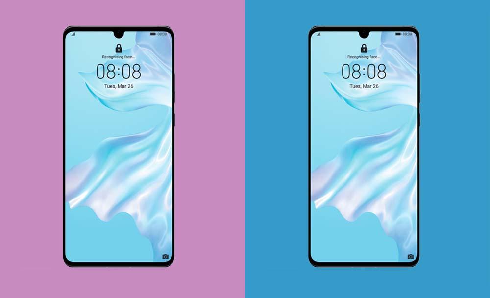 El Huawei P30 Pro se actualiza con dos nuevos colores