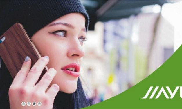 Operador Jiayu: 20 euros de gasto en móvil para toda la familia