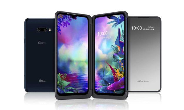 LG G8X ThinQ, la doble pantalla del LG G8 es oficial