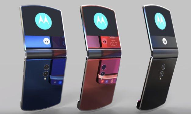 Motorola RAZR 2020, así sería el nuevo móvil flexible de Motorola