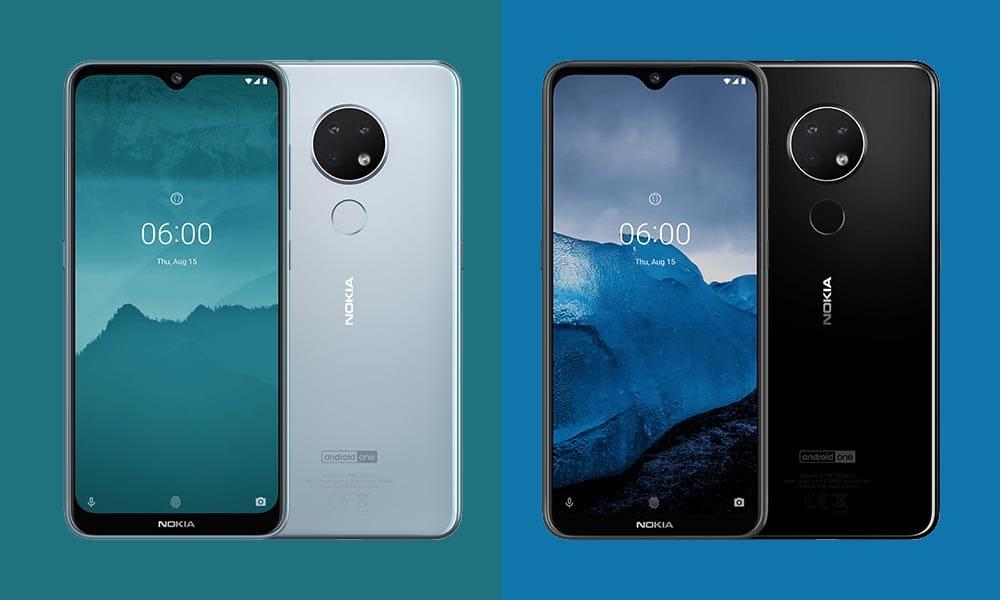 Nokia 6.2 y Nokia 7.2, la gama media se renueva con triple cámara