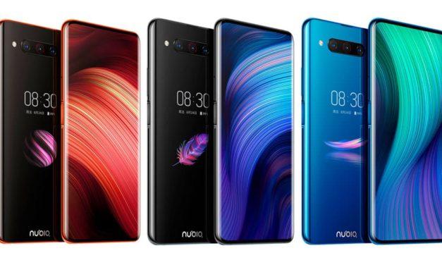 Pronto podrás comprar en España el móvil de Nubia con dos pantallas