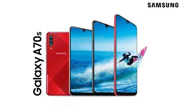 Samsung presenta su primer móvil con cámara de 64 megapixeles