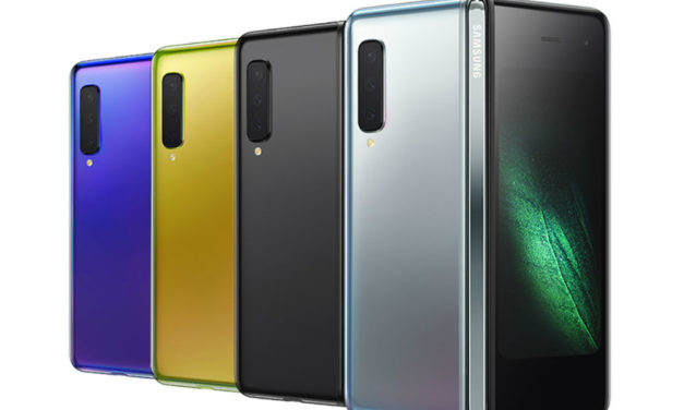 El móvil plegable Samsung Galaxy Fold ya tiene fecha oficial