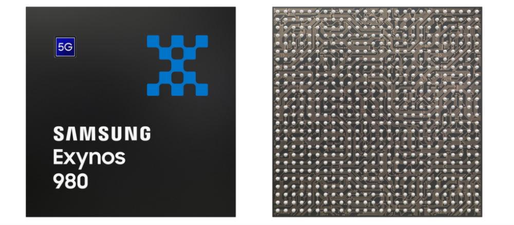Resultado de imagen para samsung procesador exynos 980