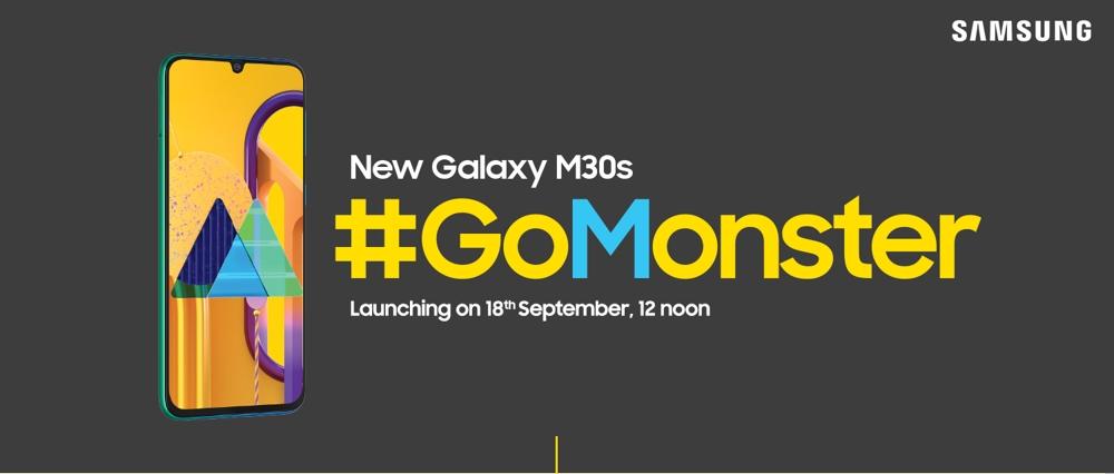 Se confirman las especificaciones y fecha de salida del Samsung Galaxy M30s