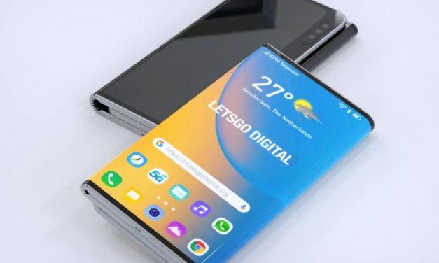 Se filtra el diseño del futuro teléfono plegable de LG