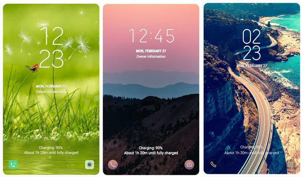 Los 40 mejores temas de Samsung Themes para móviles Samsung Galaxy 10