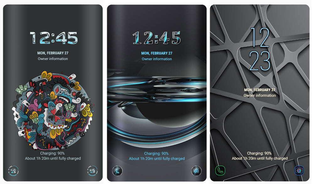 Los 40 mejores temas de Samsung Themes para móviles Samsung Galaxy 2
