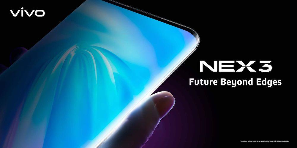 Vivo NEX 3, el primer móvil sin botones llega con pantalla súper curva