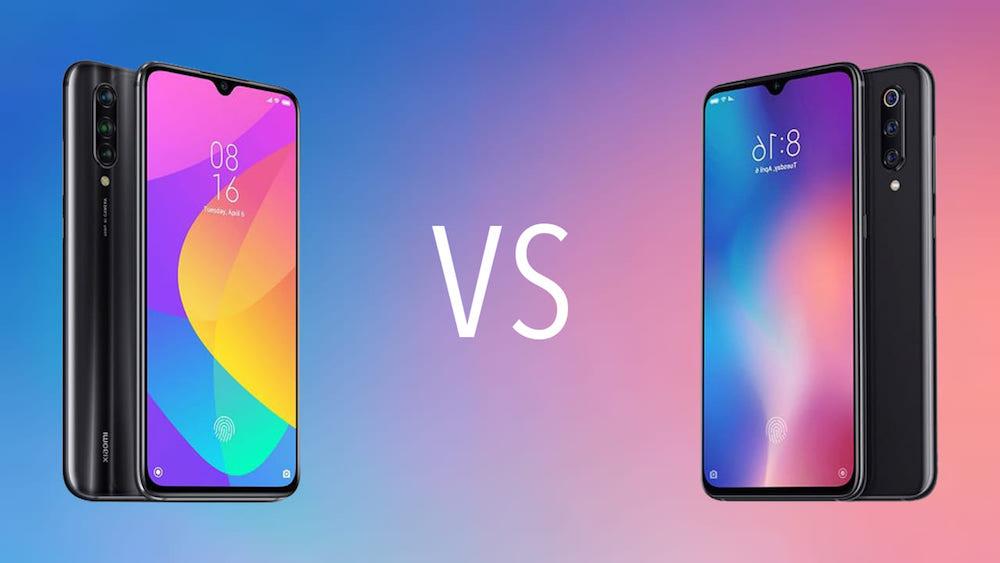 Comparativa Xiaomi Mi 9 Lite vs Xiaomi Mi 9 SE: todas las diferencias