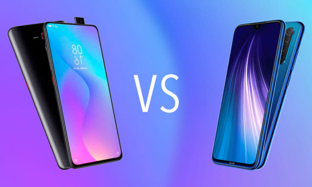 Comparativa Xiaomi Redmi Note 8 vs Xiaomi Mi 9T