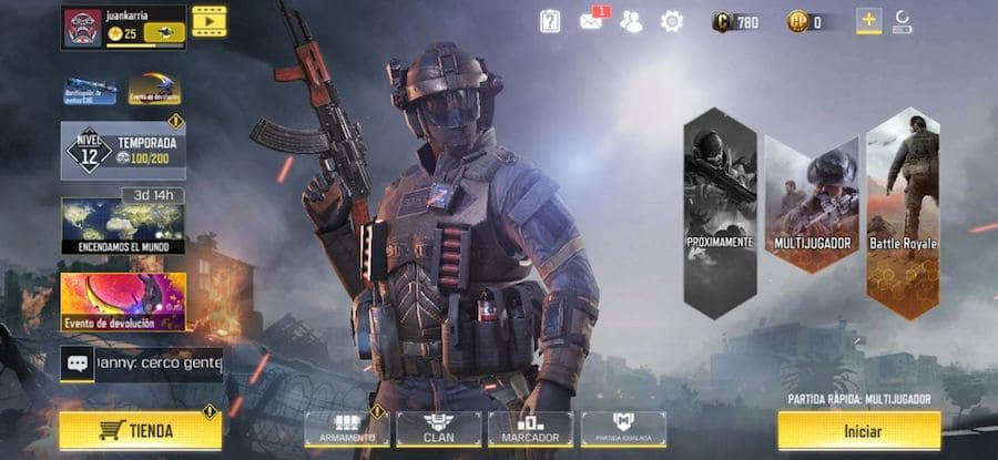 apk call of duty mobile cod