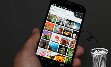 Cómo recuperar fotos borradas en tu móvil Android