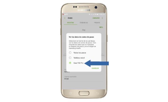 Samsung Health no cuenta bien los pasos: así puedes arreglar el contador 4