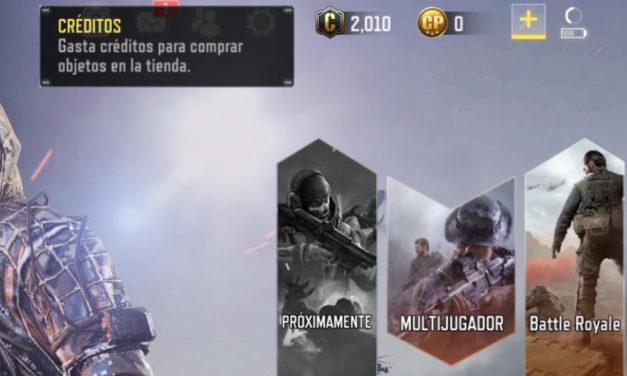7 trucos de Call of Duty Mobile para conseguir créditos gratis