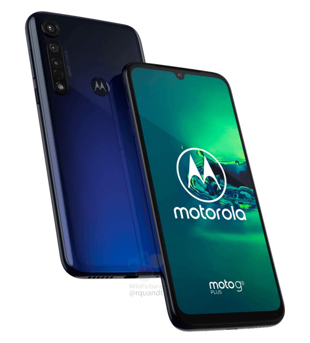 El Motorola Moto G8 Plus se filtra al completo antes de su presentación