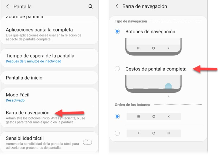 Samsung One UI: 20 trucos para sacar todo el provecho a un Samsung Galaxy 6