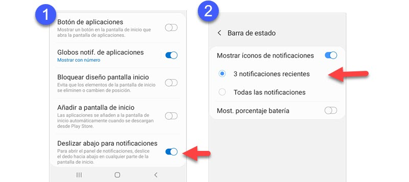 Samsung One UI: 20 trucos para sacar todo el provecho a un Samsung Galaxy 8