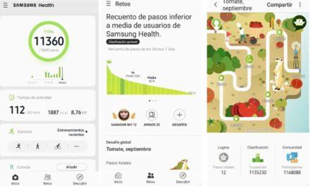 Samsung Health no cuenta bien los pasos: así puedes arreglar el contador