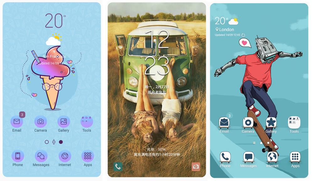 Samsung Themes: 70 temas gratis para descargar de la tienda en 2019 9