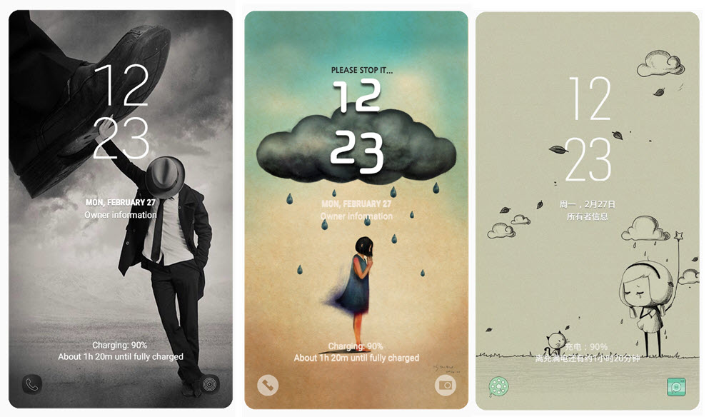Samsung Themes: 70 temas gratis para descargar de la tienda en 2019 8