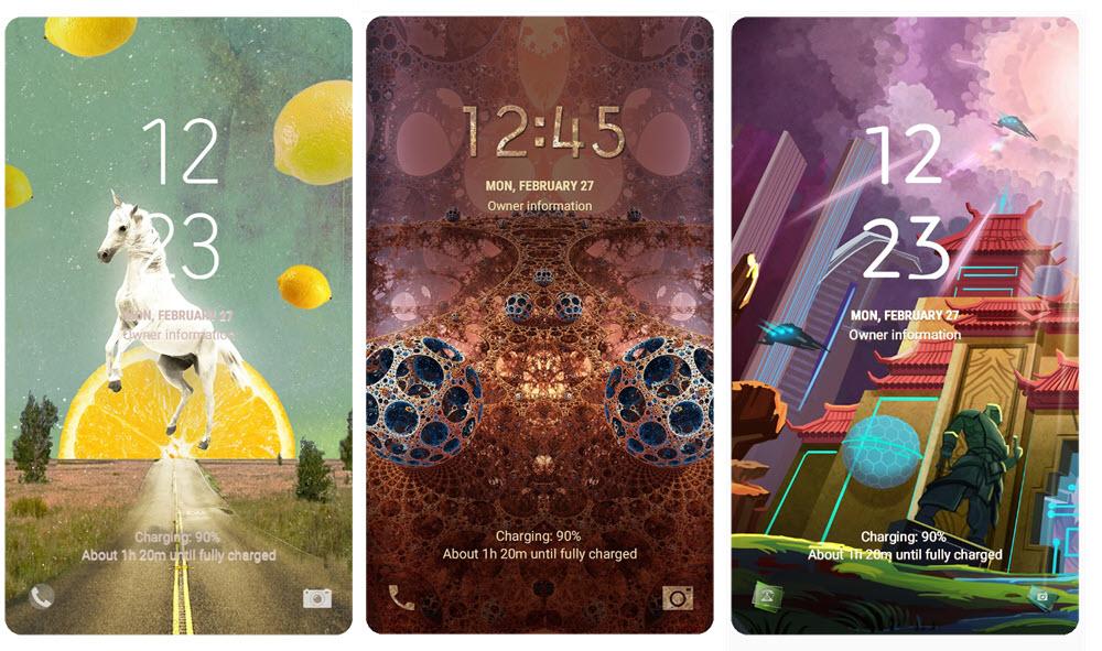 Samsung Themes: 70 temas gratis para descargar de la tienda en 2019 15
