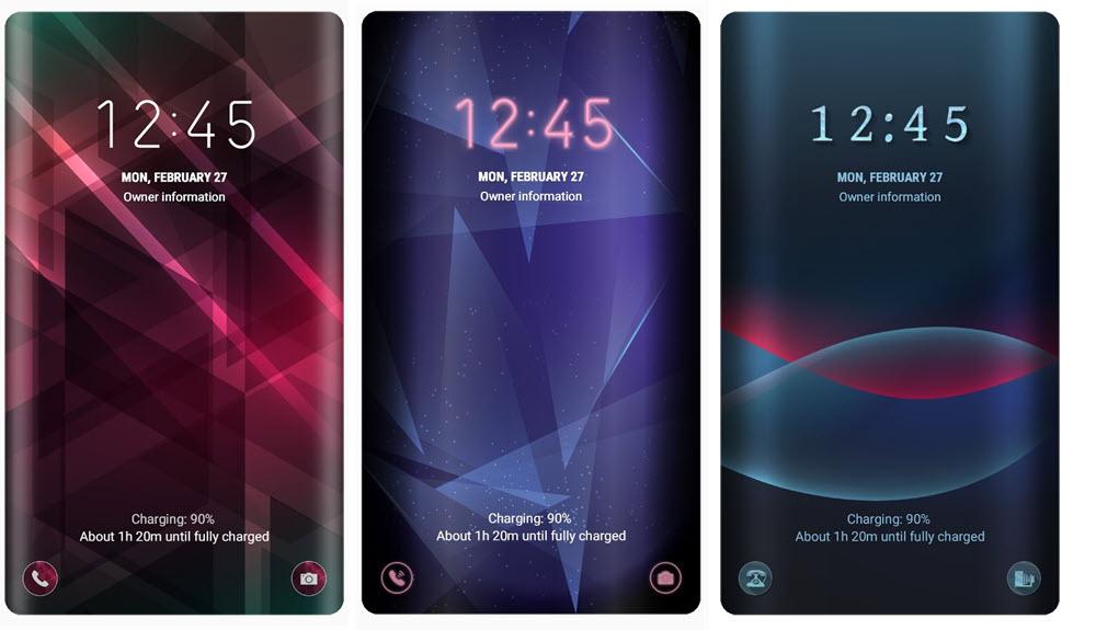 Samsung Themes: 70 temas gratis para descargar de la tienda en 2019 6
