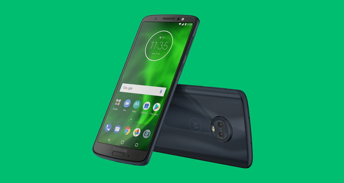 Esto es lo que cuesta reparar la pantalla de un Motorola en 2019