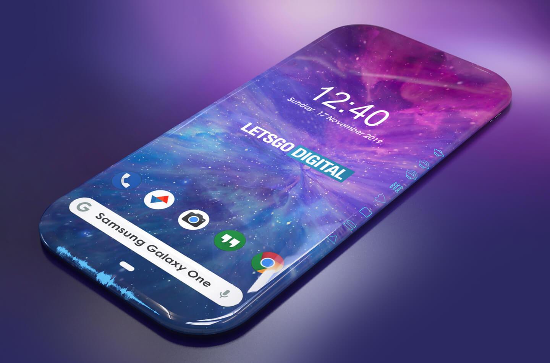 No todo son móviles plegables: así podría ser el futuro móvil de ...