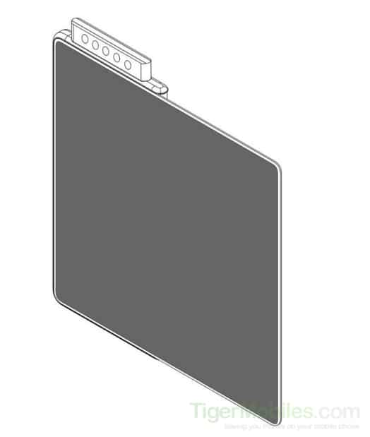 ¿La locura llega a Xiaomi? Patentan un móvil con cinco cámaras retráctiles