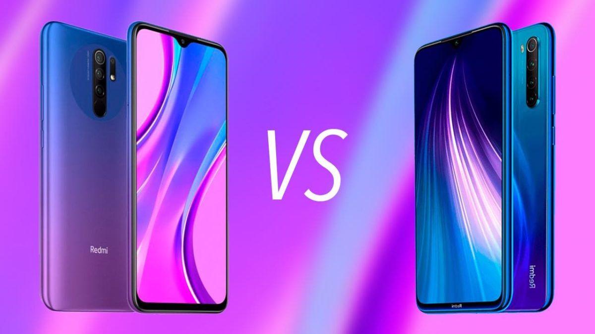 Todas Las Diferencias Entre El Xiaomi Redmi 9 Y El Redmi Note 8t