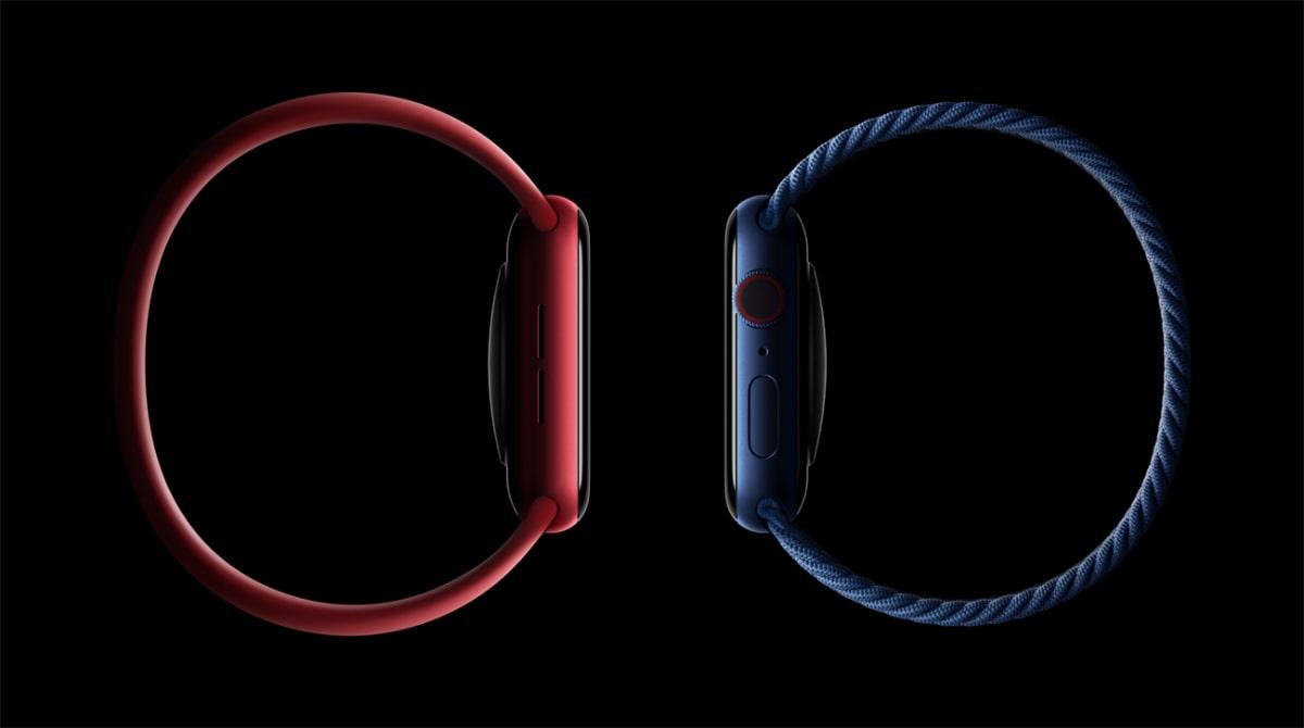 Los Apple Watch Series 6, Watch SE, iPad y iPad Air llegan a Vodafone
