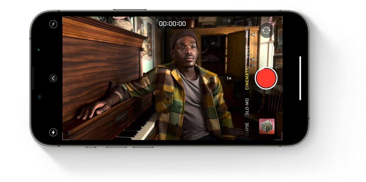 15 trucos de iOS 15 modo cinemático de apple 13