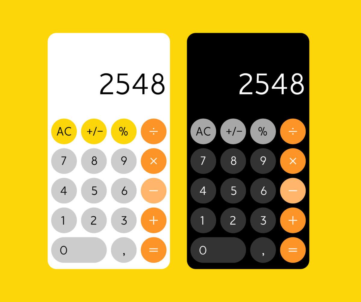 15 trucos de iOS 15 para hacer cálculos sin la aplicación de calculadora